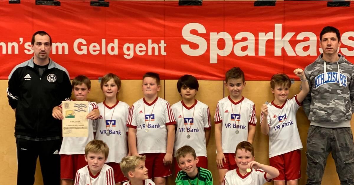 JSG Dautphetal, JSG Obere Salzböde und JSG Breidenbach/Wiesenbach holen sich die Jugendcups der SpVgg Dautphe - Mittelhessen
