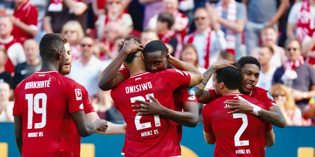 """Mainz 05: """"Spontane Feiern sind die schönsten"""" - Neues Ziel Platz zehn - Allgemeine Zeitung"""