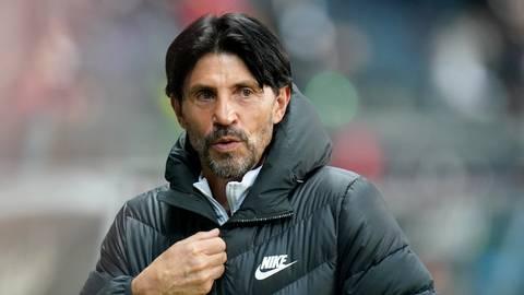 Eintracht-Manager Bruno Hübner. Foto: Thomas Frey/dpa