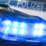 Zwei betrunkene Männer waren an der Prügelei beteiligt.   Symbolbild:  Friso Gentsch/dpa