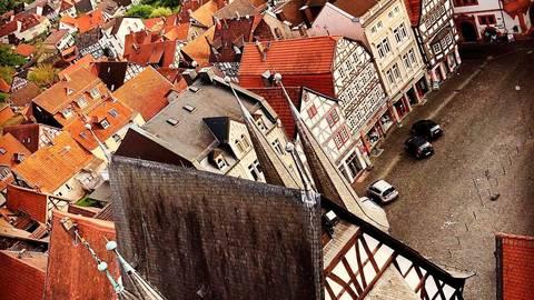 Hessen wird heute auf Alsfeld blicken. Als erste der drei hessischen Modellstädte startet sie das Projekt und öffnet den Einzelhandel. Etwa 30 Geschäfte nehmen teil. Archivfoto: Ungermann