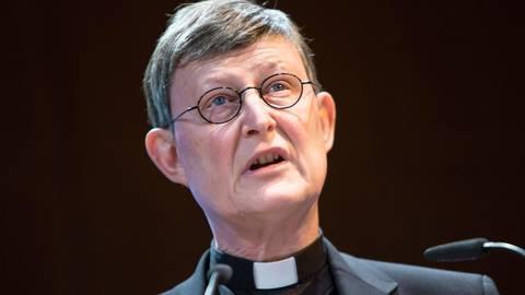 Sieht den Reformprozess  kritisch: der Kölner Kardinal Rainer Maria Woelki.