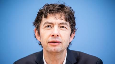 Virologe Christian Drosten. Foto: dpa
