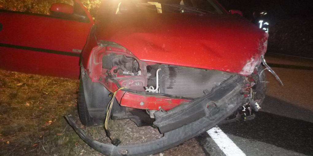 Mann nach Unfall bei Rümmelsheim schwer verletzt - Allgemeine Zeitung