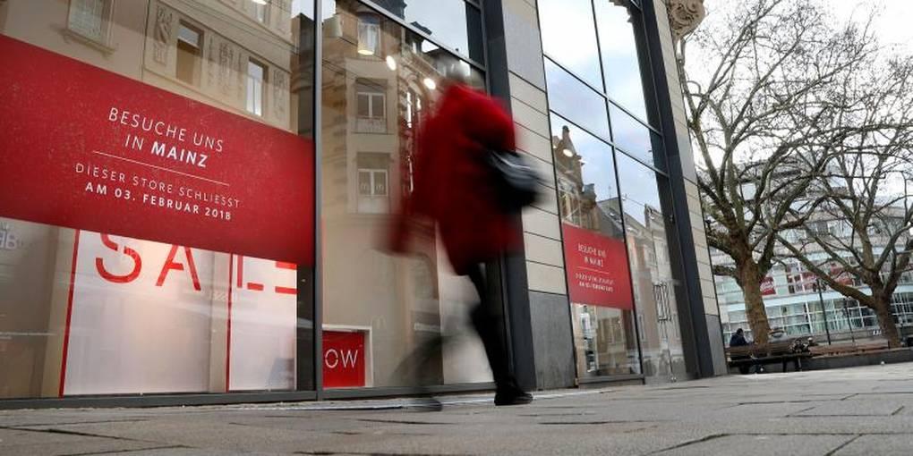 Esprit-Store in Wiesbadener Innenstadt schließt