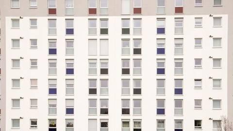 Wohnen soll bezahlbar sein: Das Bild zeigt das Projekt Casa Europa in der Heppenheimer Weststadt, das die Genossenschaft Wohnbau Bergstraße zu Mietwohnungen umgebaut hat.Archivfoto: Karl-Heinz Köppner    Foto:
