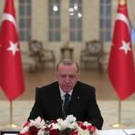 Der türkische Staatspräsident Recep Tayyip Erdogan. Foto: dpa