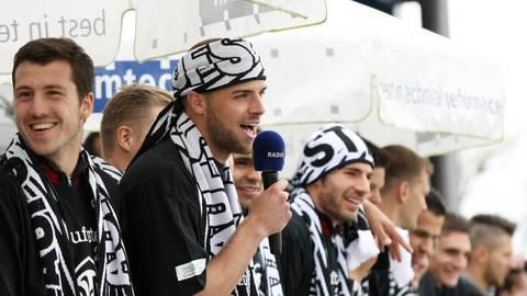 In der Saison 2015/16 trug Innenverteidiger Sascha Herröder das Trikot des Regionalligisten FSV Wacker Nordhausen. Foto: imago