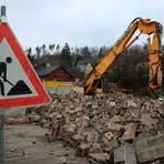 Im Januar begannen im Ewersbacher Buderusweg Vorbereitungen für den Bau eines Parkplatzes für das Oldtimermuseum. Archivfoto: Frank Rademacher
