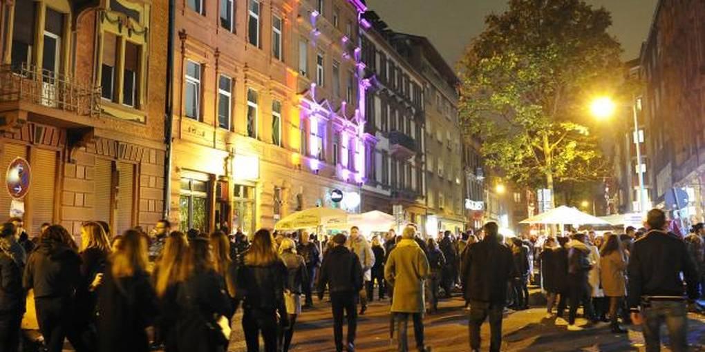 Mannheim Nachtleben
