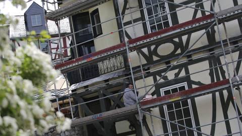 Vom IKEK werden auch private Bauherren profitieren. Symbolfoto: dpa