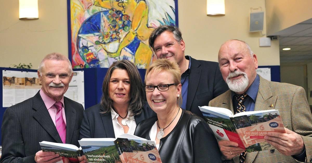 Neues Heimatjahrbuch im Kreis Mainz-Bingen vorgestellt - Allgemeine Zeitung
