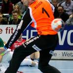 Die Wartezeit von Maximilian Holst und seine Teamkollegen von der HSG Wetzlar ist vorbei. Nun wissen die Handballer immerhin schon einmal, das und wann es in der 1. Bundesliga für sie weitergehen soll. Foto: Ben Volkmann