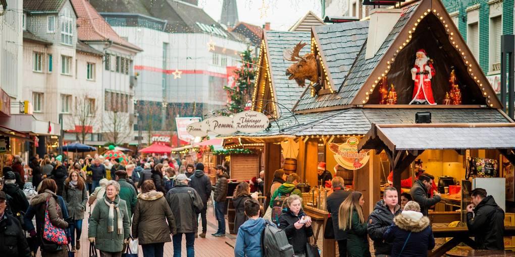 Stände Weihnachtsmarkt.Stände Auf Weihnachtsmarkt Gießen Werden Erheblich Teurer