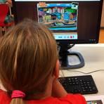 """Sicher im Netz unterwegs: Das Siegel """"Internet ABC-Schule 2020"""" geht an 130 Schulen in Hessen. Symbolfoto: Babett Kurzius-Beuster"""