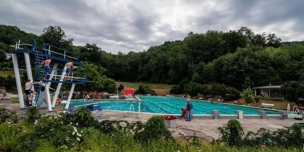 Lindenfels Schwimmbad