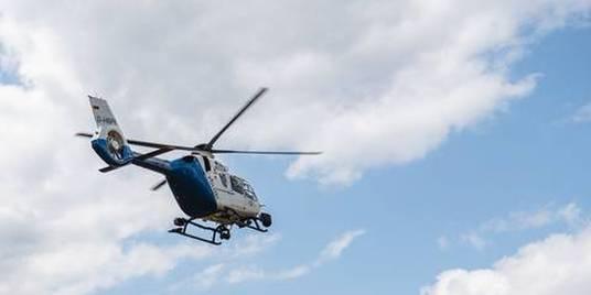 Fahndung nach 25-Jährigem mit Hubschrauber