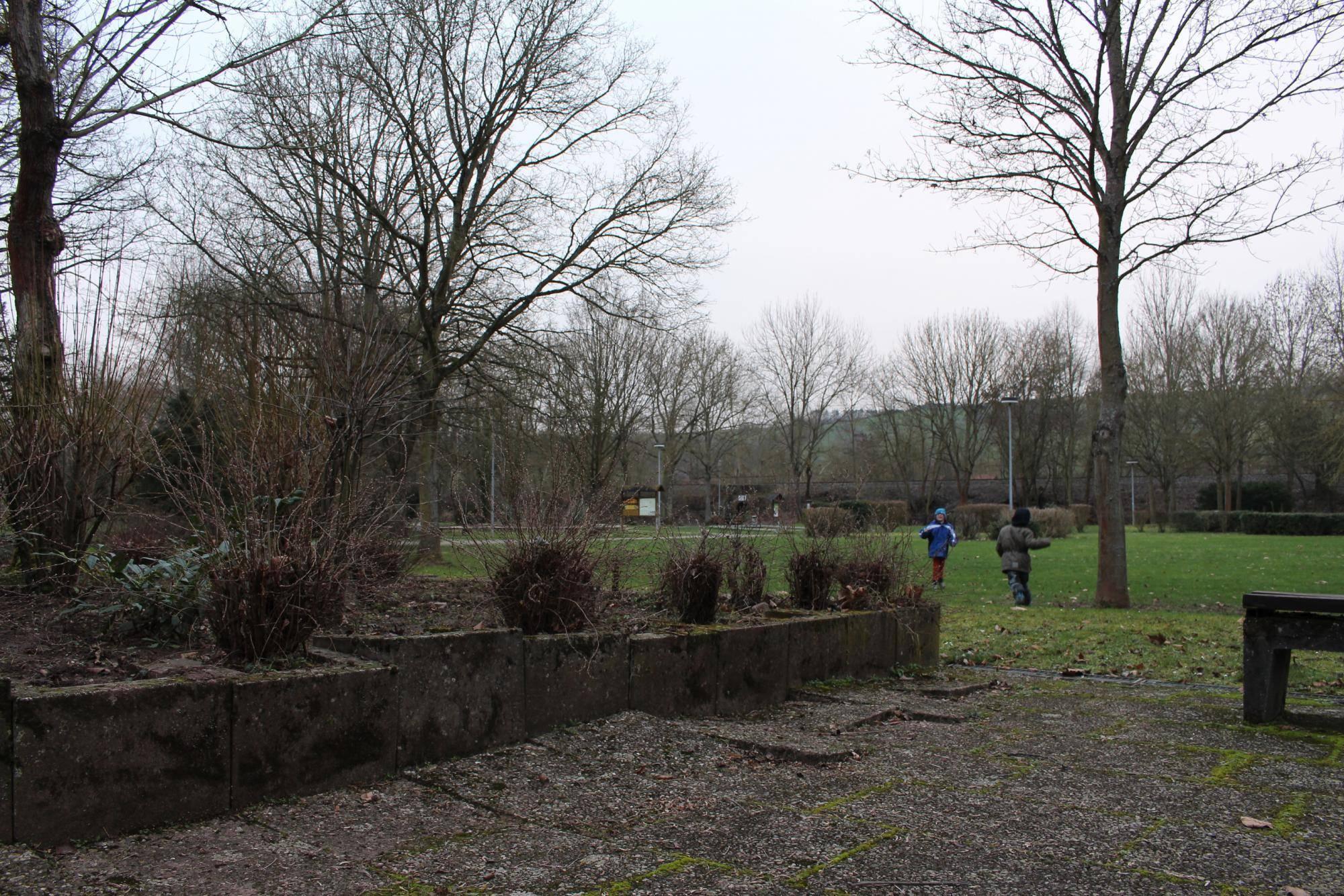 SPD will Naherholungspark Ost in Bad Sobernheim verschönern