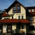 Das Deutsche Haus in Bermuthshain. Fotos: Schneider
