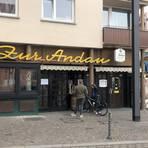 """Die Kultkneipe """"Zur Andau"""" in der Mainzer Altstadt muss schließen. Foto: Harald Kaster"""