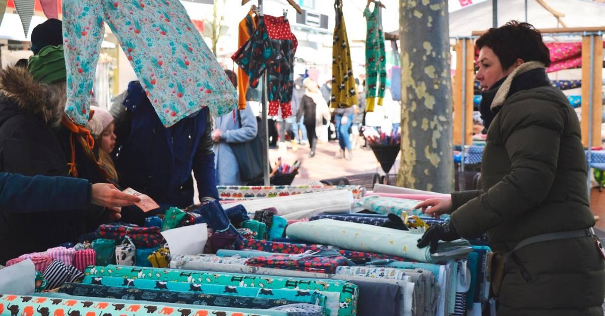 Stoffmarkt Gießen