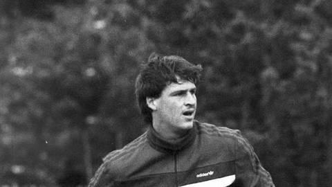 Michael Seum war sogar für den 1. FC Kaiserslautern aktiv. Archivfoto: Seum