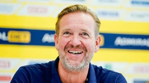 Löwen-Trainer Martin Schwalb formuliert fürs Final-Four der European League ein klares Ziel. Foto: dpa
