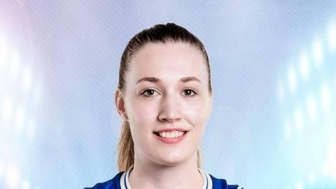 Johanna Klug verlängert beim BC Marburg