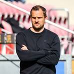 Mainz-05-Trainer Bo Svensson. Foto: Lukas Görlach