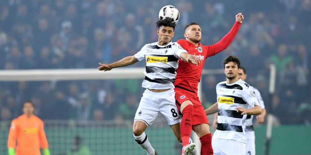 Borussia Mönchengladbach Gegen Frankfurt