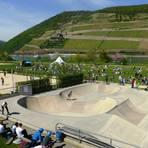 Der Park am Mäuseturm: ideales Gelände schon bei der Landesgartenschau 2008 und auch für die Bundesgartenschau 2029. Archivfoto: Christine Tscherner