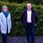 Im Einsatz für Lützellinden: Ortsvorsteher Markus Sames und seine Stellvertreterin Anette Arnold.  Foto: Jung