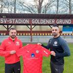 Hussen Harmouch (r.) wird alleiniger Cheftrainer des RSV Würges. Ihm zur Seite steht dann Serkan Akcakaya. Foto: RSV Würges