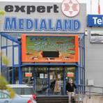 Expert Medialand in Wehrda kurz vor der Schließung - ab kommendem Jahr wird an diesem Standort wieder ein Elektrofachmarkt eröffnen - und zwar Expert Klein mit Stammsitz in Burbach.  Foto: Nadine Weigel