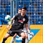 Marco Boras belohnt seine guten Leistungen seit Saisonbeginn mit einem Tor. Foto: imago