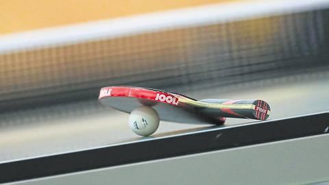 Für eine mögliche Spielrunde ab September erhalten alle Tischtennismannschaften das Startrecht in ihrer bisherigen Spielklasse. Archivfoto: Joaquim Ferreira