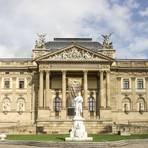 Das Hessische Staatstheater in Wiesbaden.  Archivfoto: René Vigneron