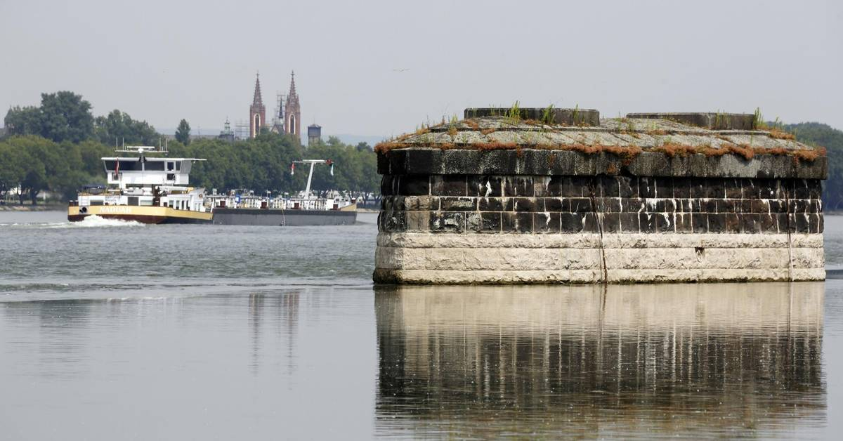 Brücke wieder Thema im Kreistag Mainz-Bingen - Allgemeine Zeitung