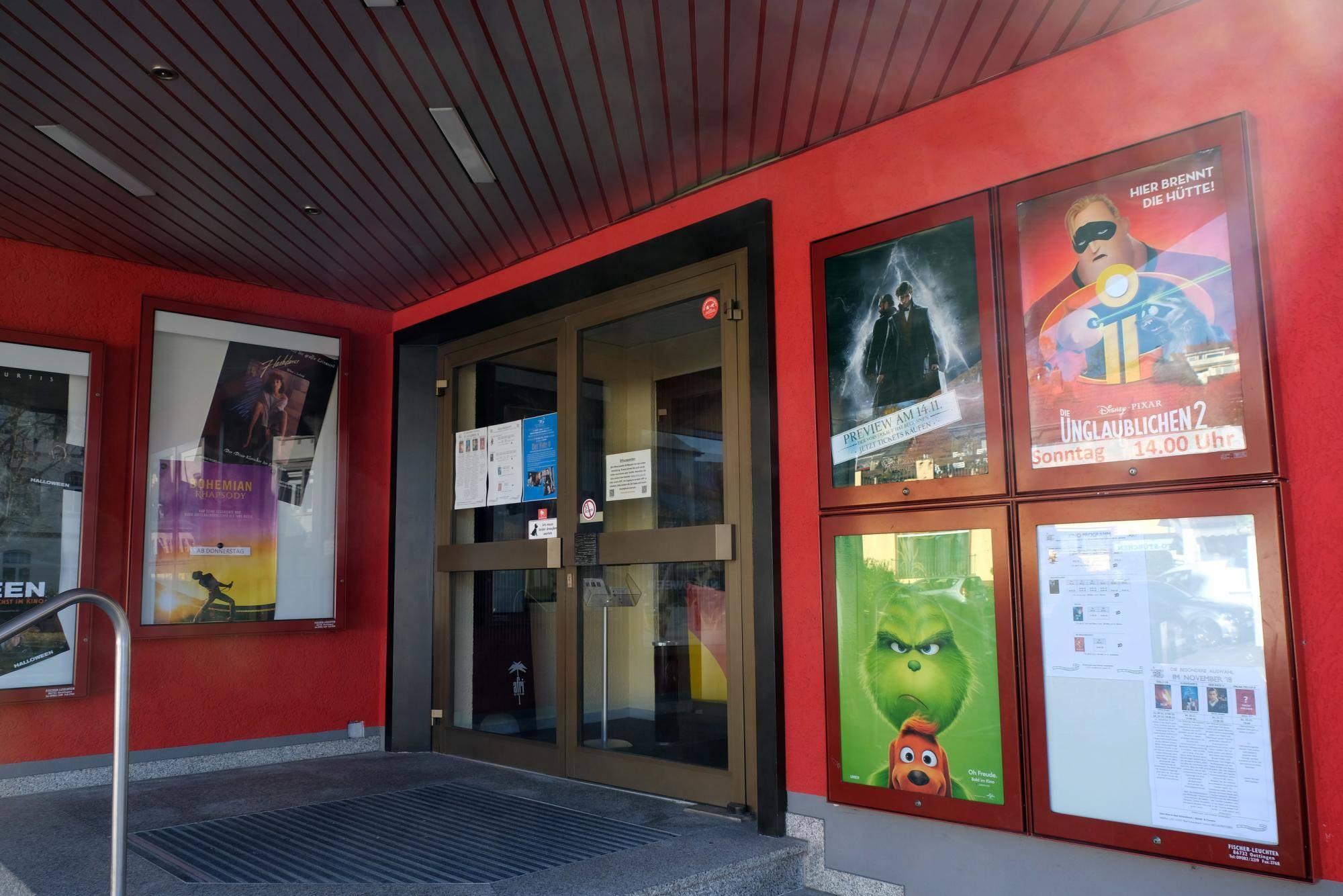 Auszeichnung Für Das Kino In Bad Schwalbach