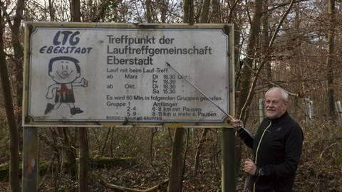 Werner Bach ist Wanderer aus Passion.  Foto: Dirk Zengel  Foto: Dirk Zengel
