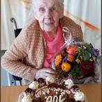 Lucia Notheisen feierte am Samstag 100. Geburtstag.  Foto: Haus Sonnenhof/Andrea Kopp