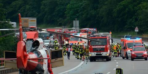 Unfall Autobahn Marburg Heute