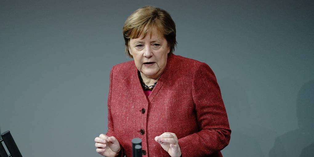 Leopoldina Corona Merkel
