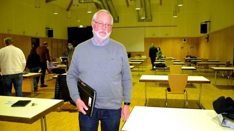 Angesichts der Hochwasserkatastrophe ist die Stimmung bei Bürgermeister Erich Spamer gedämpft. Foto: Ihm-Fahle