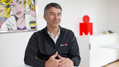 Thomas Dieckhoff, frühere Geschäftsführer der Deutschen Sport Marketing (DSM), im Interview. Foto: Ironmen-Europe