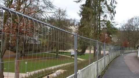 Bad Schwalbach Das Gelände Der Landesgartenschau Wird Bis Ende