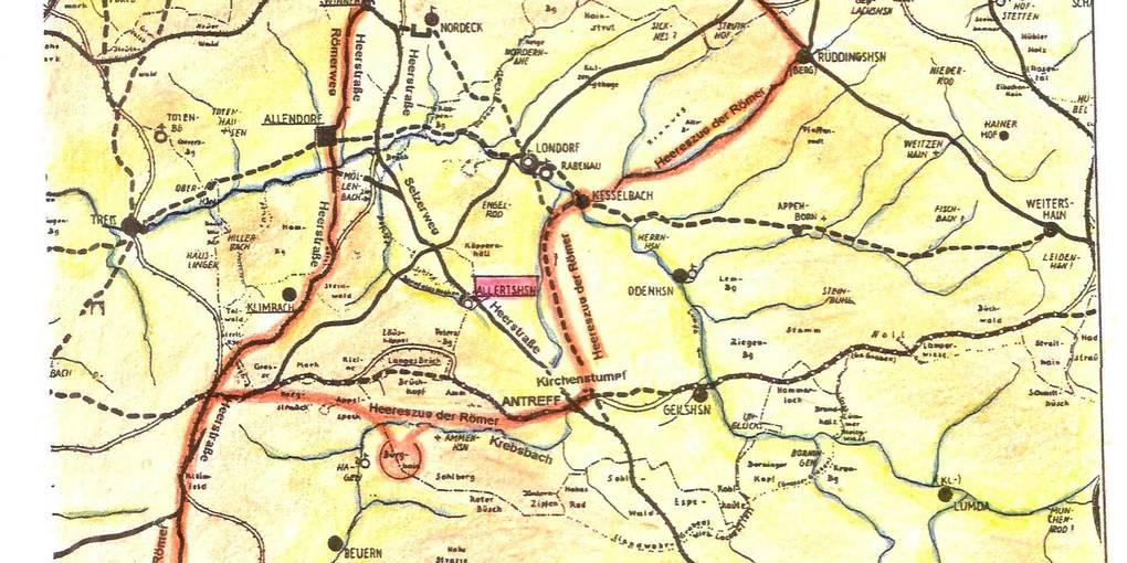 Als die Römer ins Lumdatal kamen - Gießener Anzeiger
