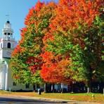 Die Staaten an der Ostküste – wie hier Vermont – sind im Herbst ein beliebtes Reiseziel.     Foto: Dertour  Foto: Dertour
