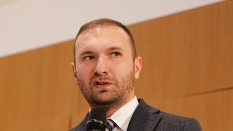 Dimitri Schulz Archivfoto: René Vigneron