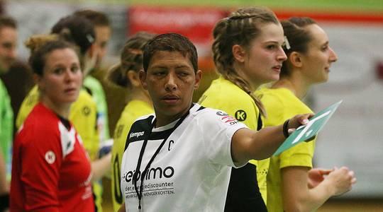 Handball 2 Bundesliga Handball Sport Main Spitze